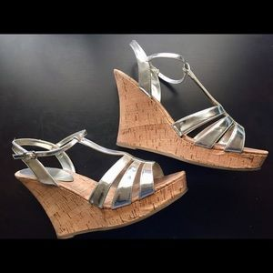 Silver Colin Stewart Wedges